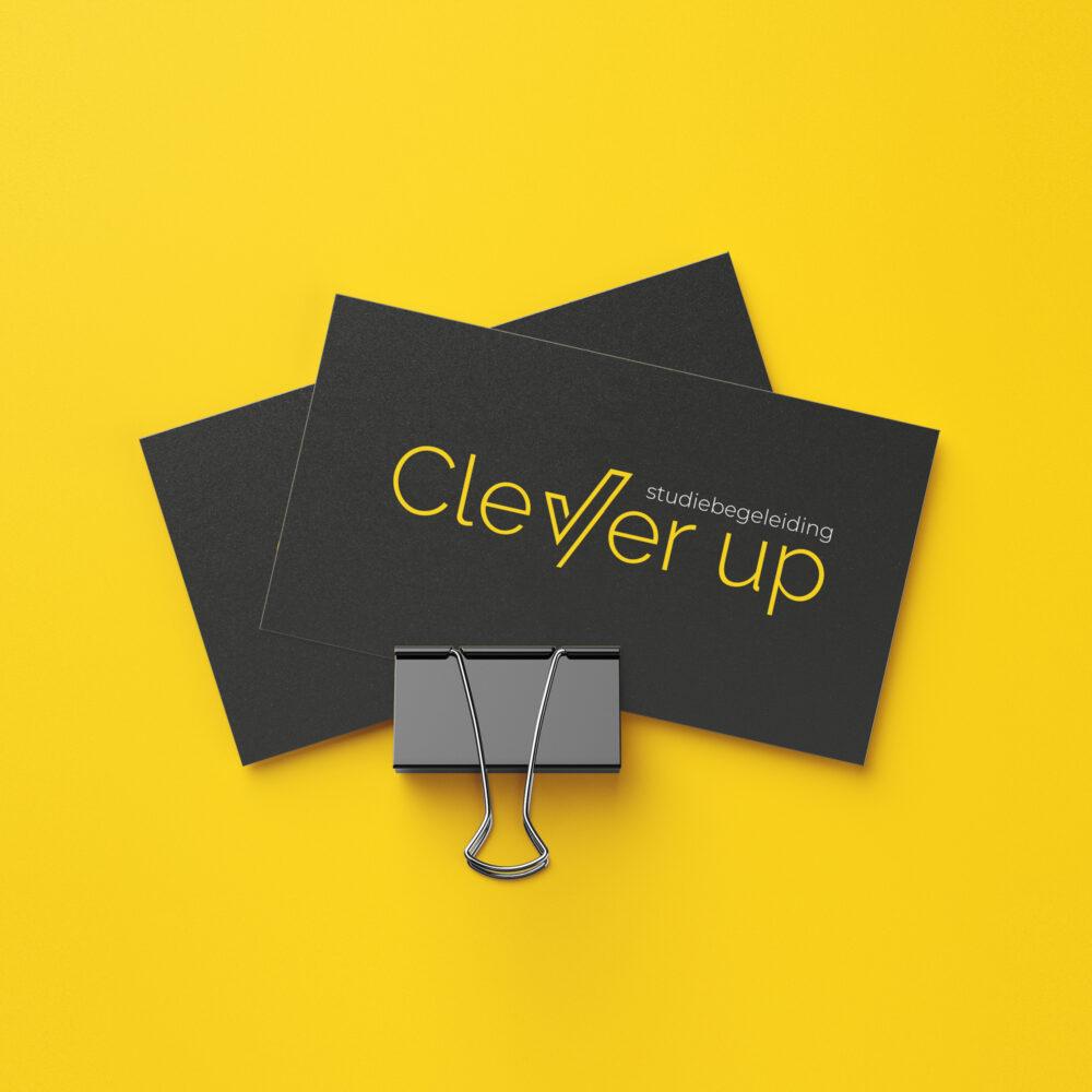 Logo, huisstijl en folder voor start-up