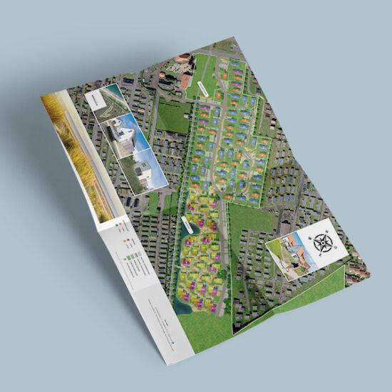 Hedendaagse communicatie voor vakantiepark Breeduyn