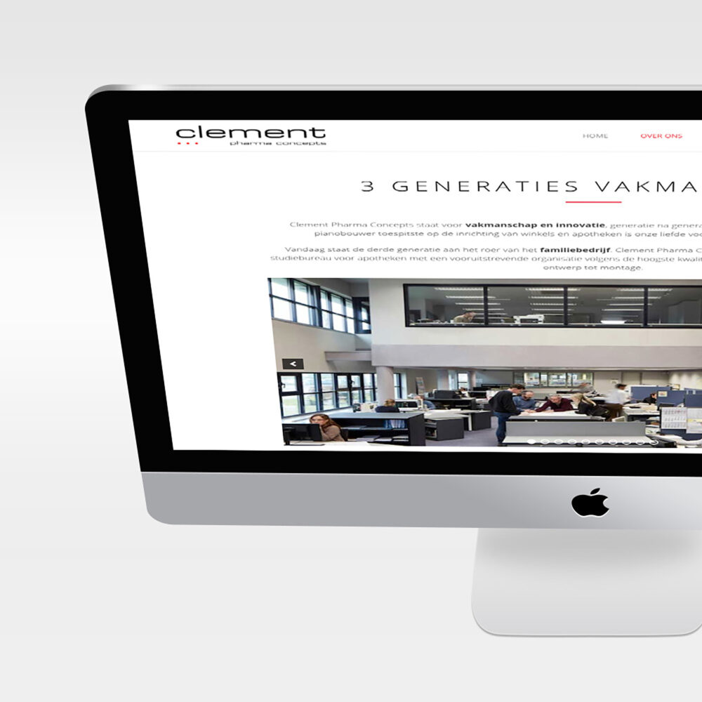 Facelift voor de digitale communicatie van Clement