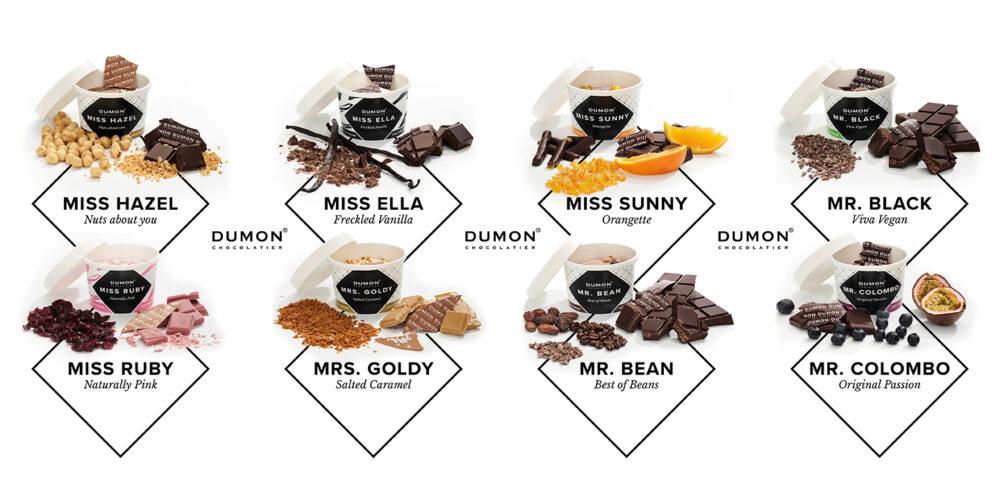 Smaakvol project: leuke fotoshoot en aantrekkelijke verpakking voor chocolatier