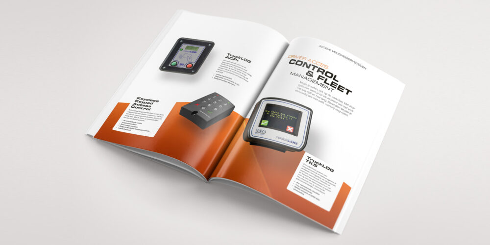 Safety First dankzij Esquenet – Professionele brochure