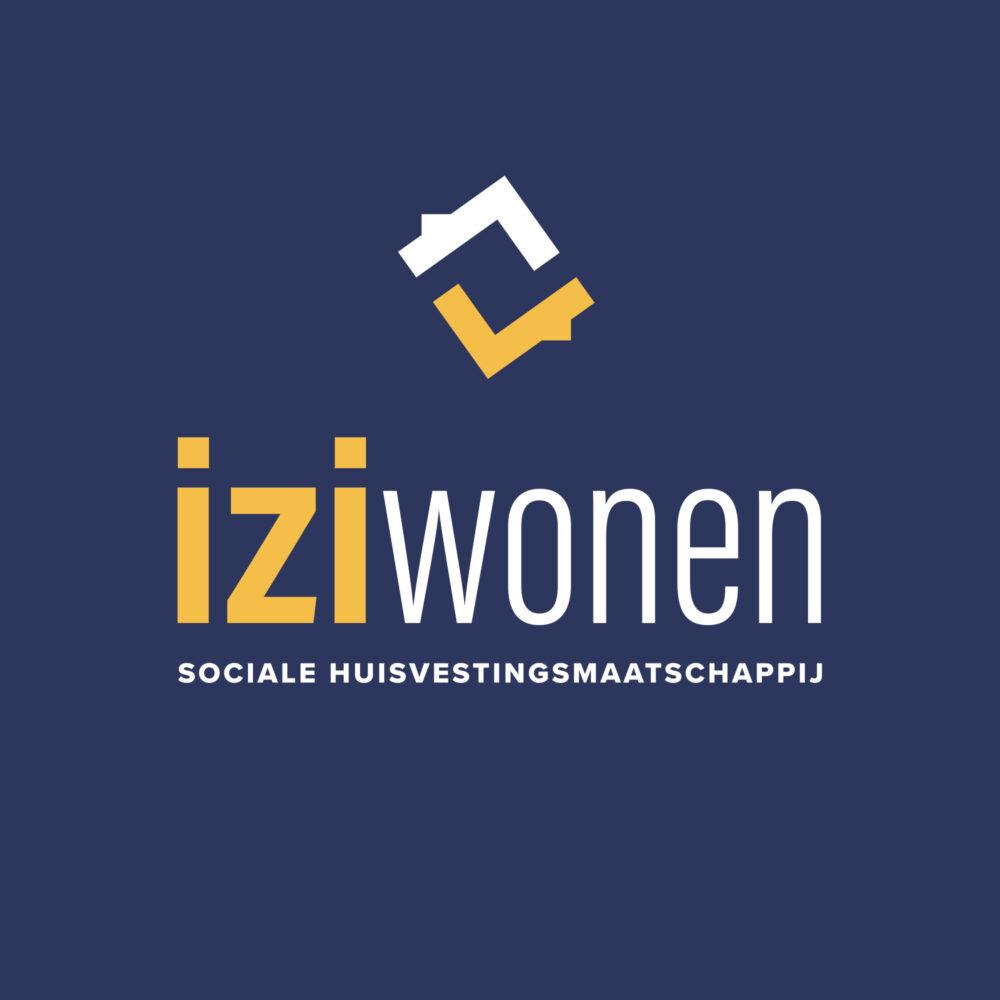 Nieuw merk volledig uitgewerkt – IZI wonen