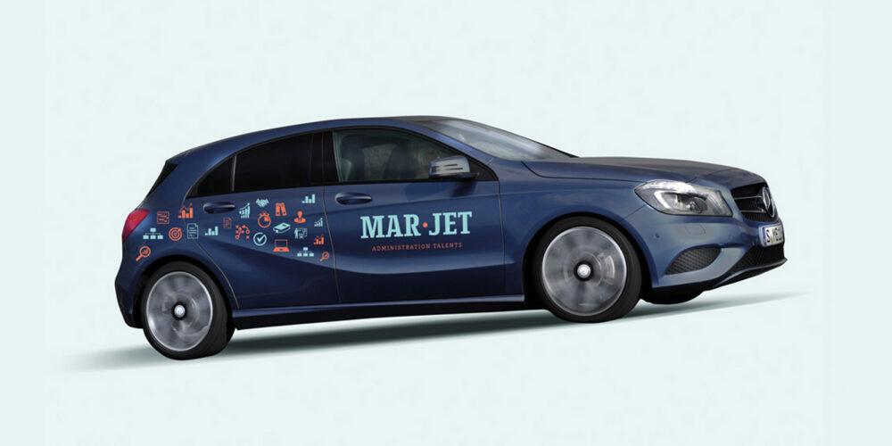 Mar-Jet: communicatiestrategie voor administratieve hulp