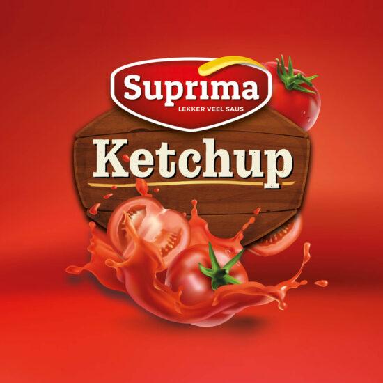Etiket Ketchup